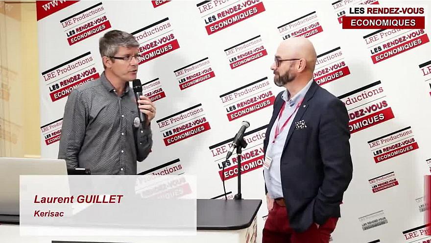 'Les Rendez-vous Economiques Smartrezo' : Laurent Guillet - Kerisac - Le bien-être au travail